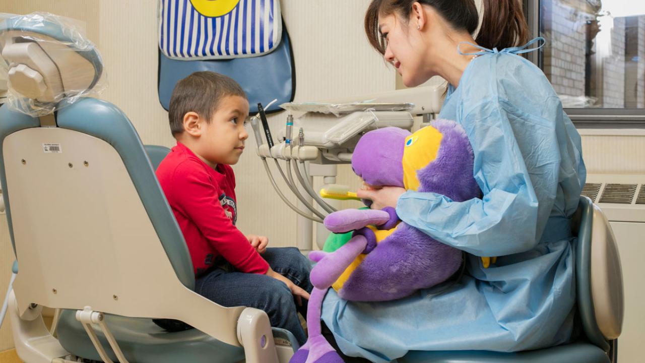 Pediatric Dentistry Clinic | College of Dental Medicine