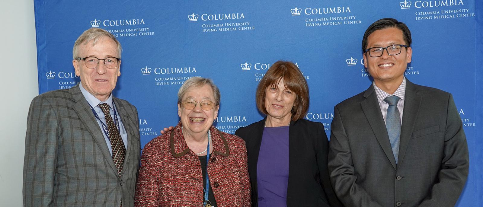CDCR Inauguration with Dean Stohler, Dean Salentijn, Dr. Vunjak‐Novakovic, Dr. Lee